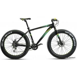 Le fat bike : un vélo tous temps