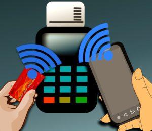 Paiement NFC sans contact