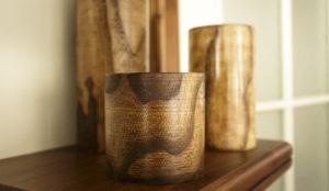 bois décoration