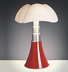 Lampe Pipistrello : toute en splendeur