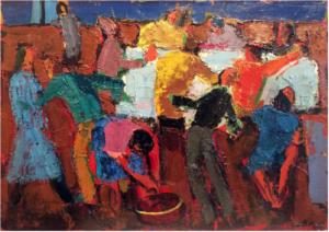 Ambrogiani peintre