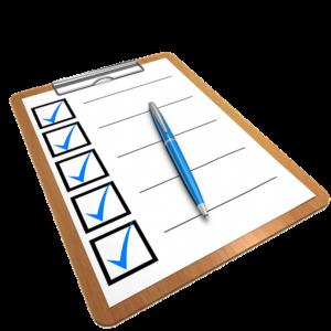 Check list : indispensable pour organiser un voyage d'affaire