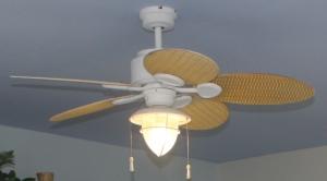 Ventilateur de plafond esthétique