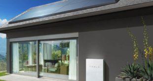 Panneaux photovoltaïques Tesla