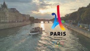 paris plages candidature JO 2024