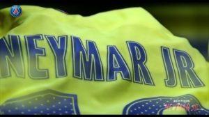 Maillot Neymar Jr