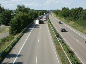 Statistiques: le nombre d'accidents de la route en baisse
