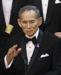 Le Roi Rama IX
