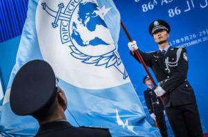 Interpol-Meng Hongwei