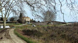 inondation dans l'Aude