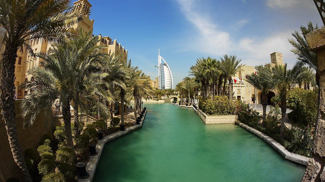 Desert Al Arab - Voyage d'urgence à Dubaï