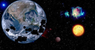 Proxima B exoplanète