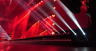 Scène de meetings