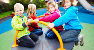 Aire de jeu pour enfants