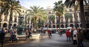 Vacances d'été en Espagne - Barcelone